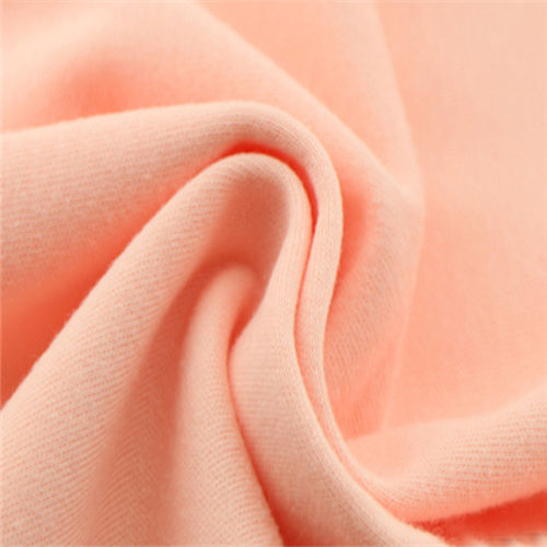 Knitted CVC Fabric