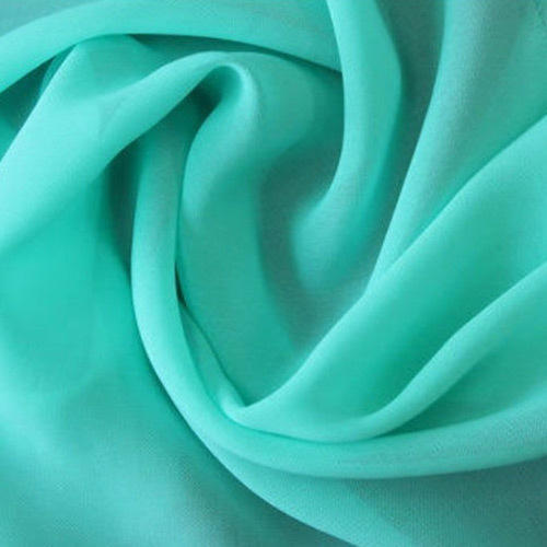 Dyed Georgette Fabric