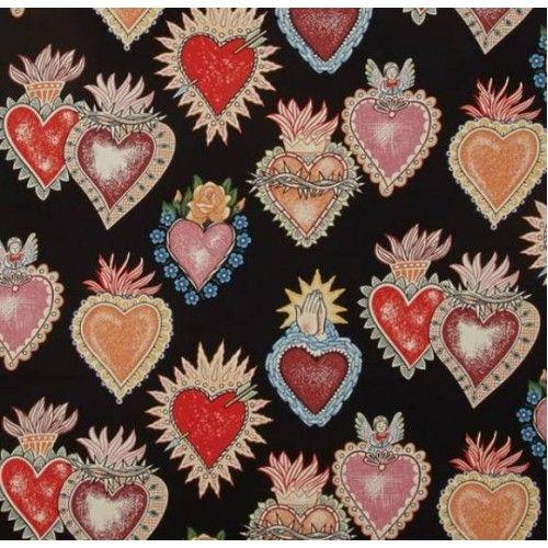 Multi Print Cotton Fabric