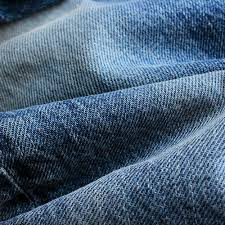 Denim Dyed Fabric