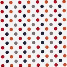 Dot Printed Cotton Fabric