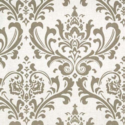 Damask Printed Fabric