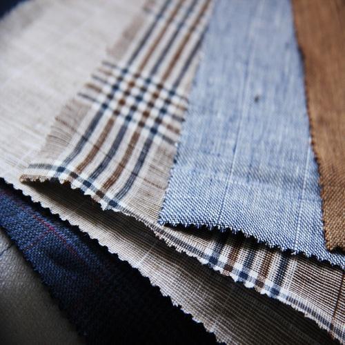 Cotton / Linen Woven Fabric