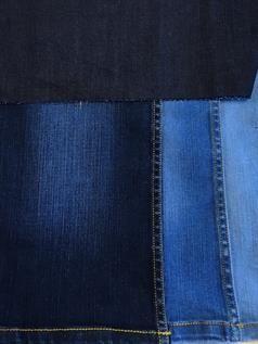 Yarn Dyed Denim Fabric