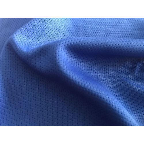 Polyester Knitted Interlock Micro Fabric
