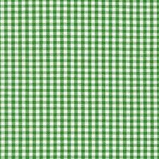 Yarn-Dyed Gingham Check Fabric