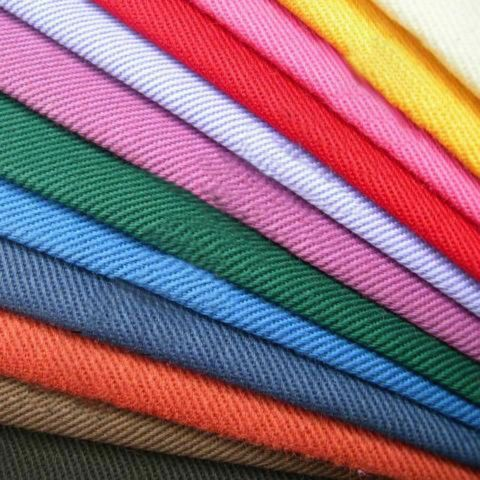 Page navigation cotton drill fabric suppliers