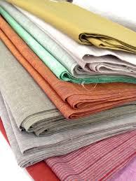 Cotton Khadi Handloom Fabric