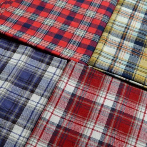 Dyed Shirting Fabric
