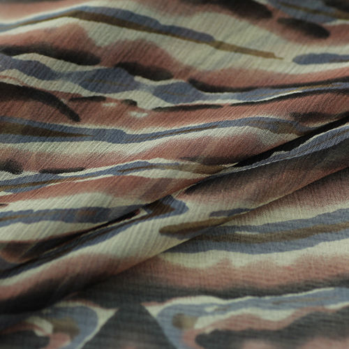 Cashmere Guaze Blended Fabric