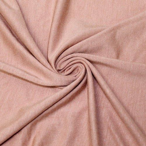 Rayon Polyester Spandex Blend Fabric