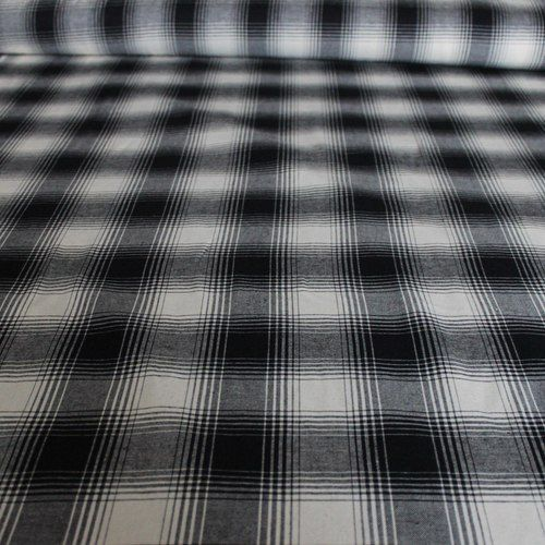 Double Brushed Cotton Flannel Fabric