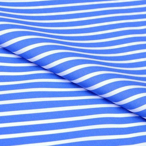 Satin Finish Shirting Fabric
