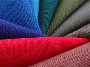 55% Polyester / 45% Wool Fabric