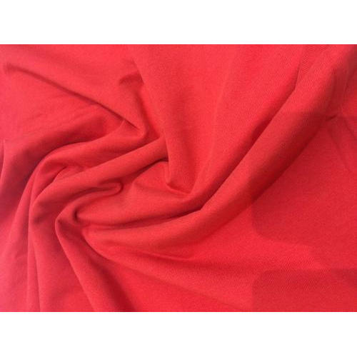 Poly Cotton Spandex Blended Fabric