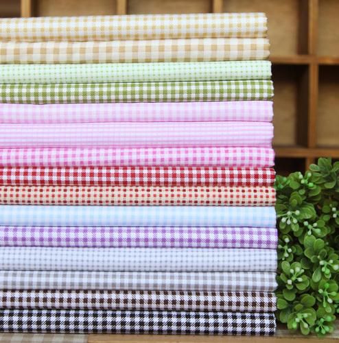 Cotton Woven Shirting Fabric