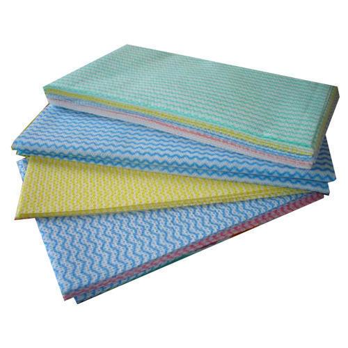Spun Lace Nonwoven Fabric