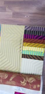 Silk Jacquard Fabric Exporter