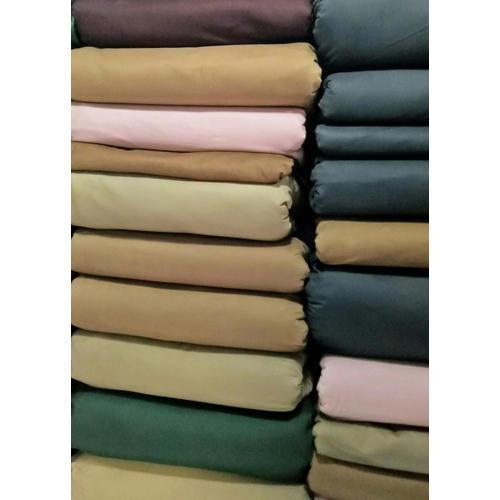 Stocklot of Shirting Fabric Producer