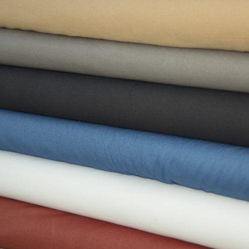 Cambric Organic Cotton Fabric