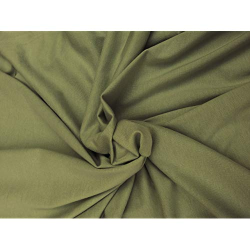Cotton Heavy Jersey Fabric