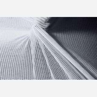 Polyester Esquire Net Fabric