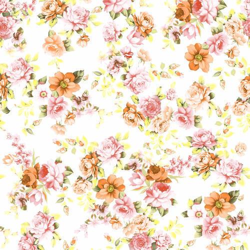 Viscose Digital Printed Fabric