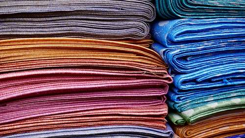 Polyester / Spandex Blended Fabric