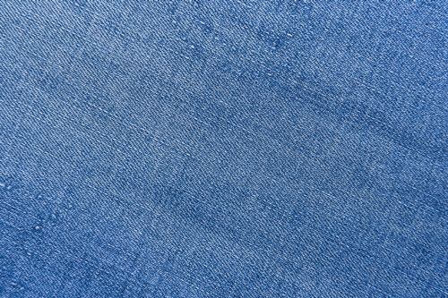 Blended Jeans Fabric