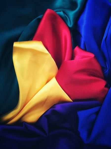 95% Rayon / 5% Spandex Fabric