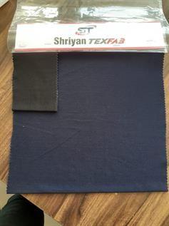 SINKER Twill Polyester Sportswear Fabric