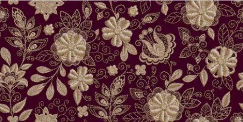 Schiffli Embroidery Fabric