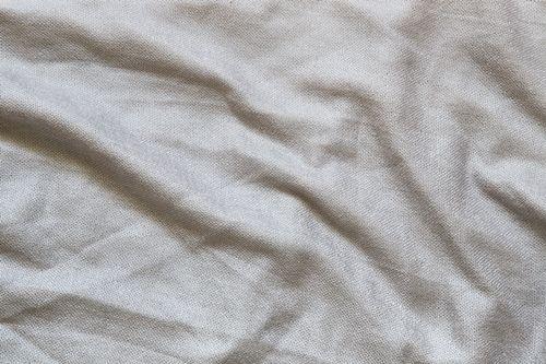 Lightweight Cotton White Fabric Waste