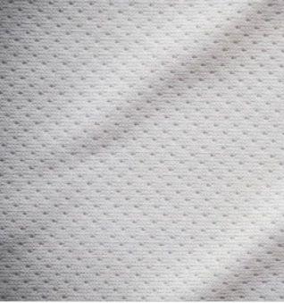 Polyester Spandex Knitted Karara Fabric
