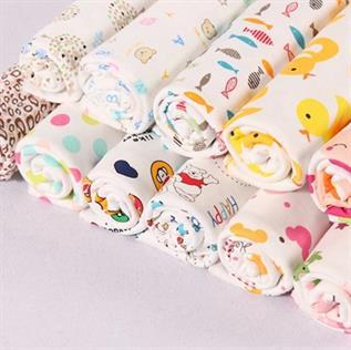 Knitted Interlock Fabric