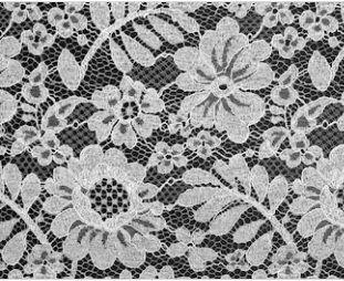 Net Lace Fabric