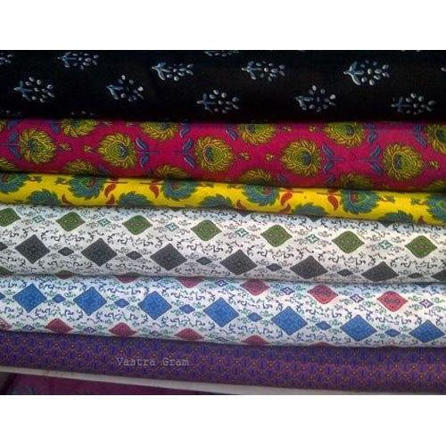 Cotton Kurti Fabric