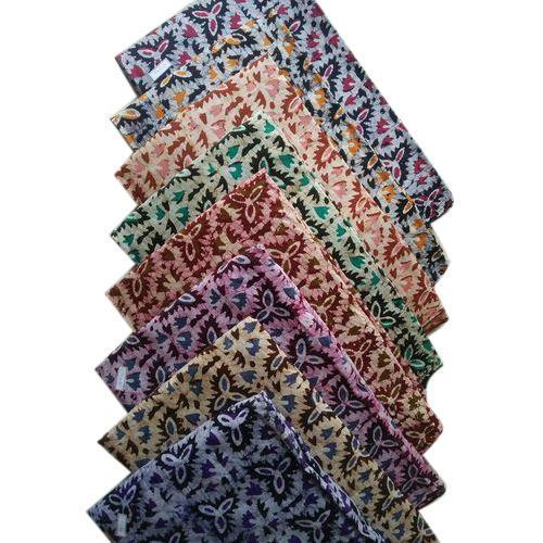 Rayon Wax Batik Printed Fabric