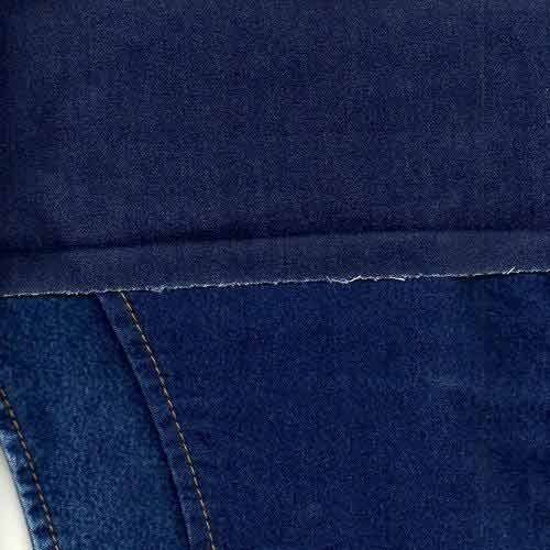 Cotton / Polyester Blended Jeans Fabric