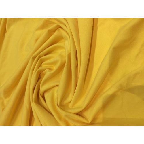 Cotton Elastene Knitted Blended Fabric