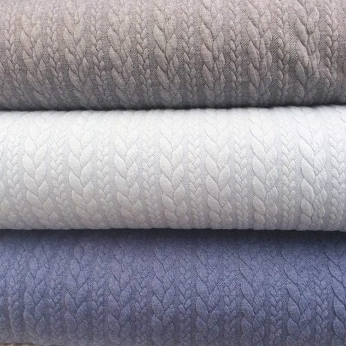 Knitted Ponte Fabric
