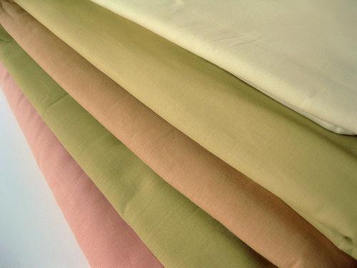Hand Woven Bamboo Fabric