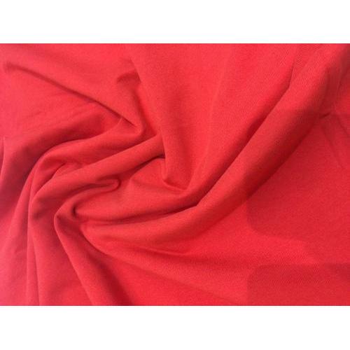 Cotton Spandex Blend Twill Fabric