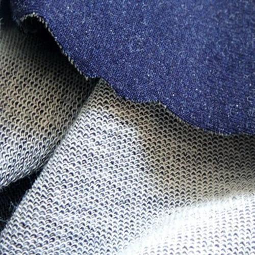 Knitted Doddy Denim Fabric