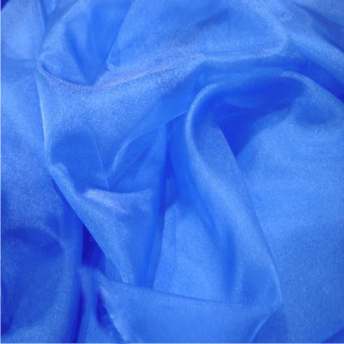 Polyester Crystal Fabric