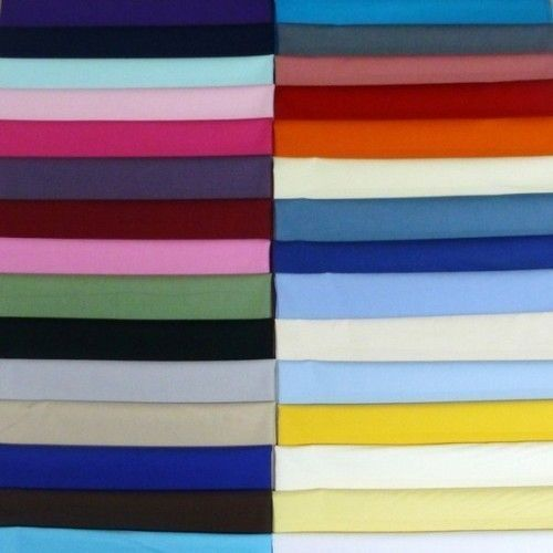 Poplin Solid Dyed Fabric