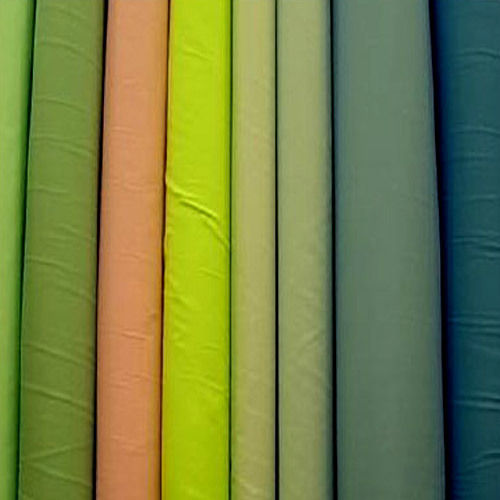 Polyester Cotton Bamboo Blend Fabric