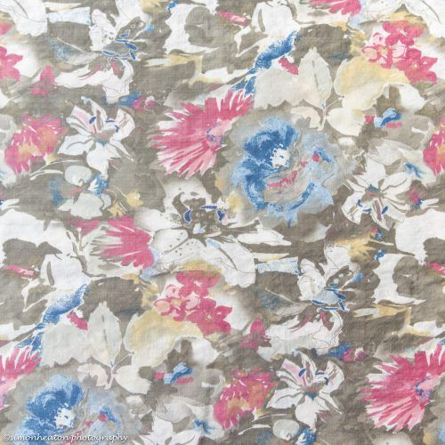 Cotton Lawn Woven Fabric