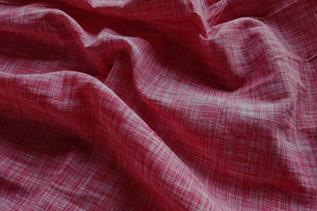 Pure Cotton Khadi Fabric
