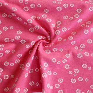 Cotton Knitted Printed Fabric